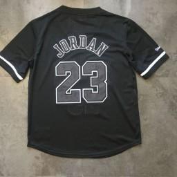 Michael Jordan #23 White Stitched Chicago Bulls Mitchell & Ness Black Jersey