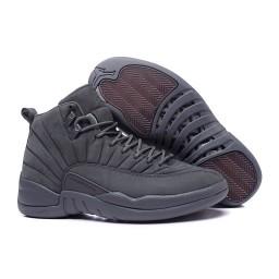 "2015 Air Jordan 12 ""PSNY"" Dark Grey-Black"