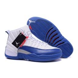 "2016 Air Jordan 12 Retro ""French Blue"""