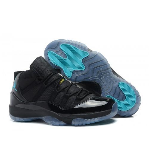 blue black jordan 11