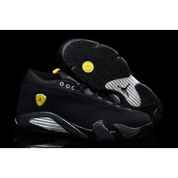 "Air Jordan 14 Retro ""Black Suede Ferrari"""