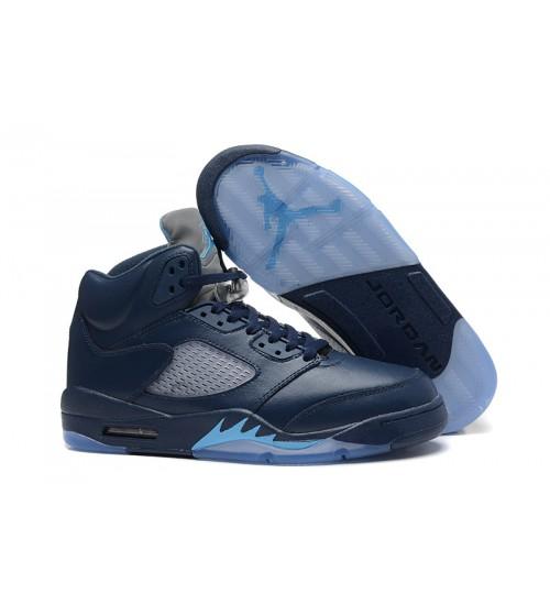 2015 Air Jordan 5 Retro Hornets Shoes