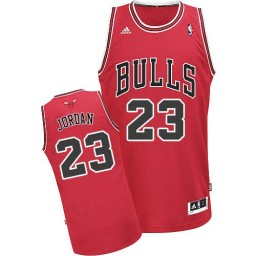 Michael Jordan Swingman Kid's NBA Chicago Bulls Jersey #23 Red Home