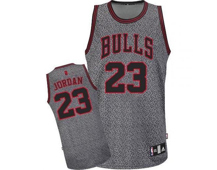 Adidas Michael Jordan Authentic Men\'s NBA Chicago Bulls Jersey #23