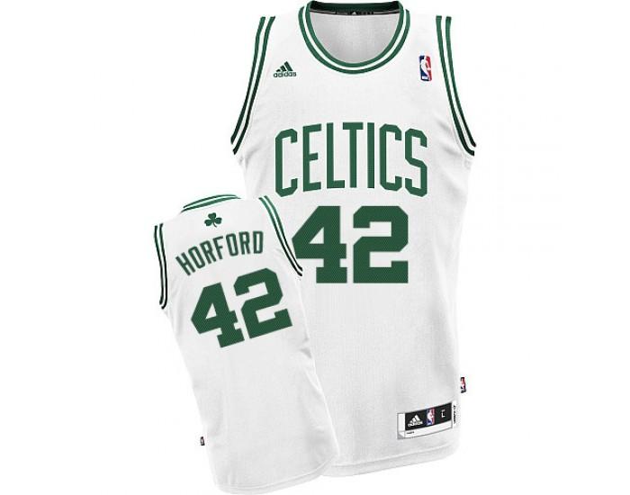 Boston Celtics Al Horford City Series Gray Swingman Jersey