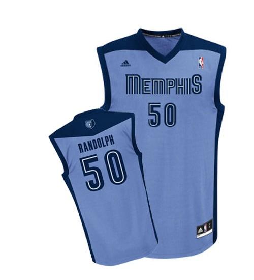 Zach Randolph Swingman Light Blue Memphis Grizzlies #50 Alternate Jersey