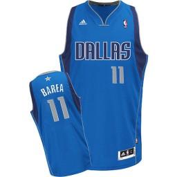 Jose Barea Swingman Royal Blue Dallas Mavericks #11 Road Jersey
